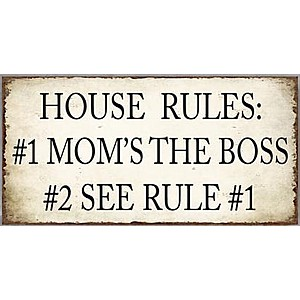 Magnet House Rules