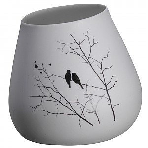 Vase Birds