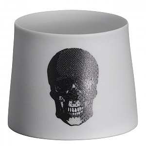 Candle Holder Skull