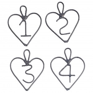Advent Hearts 1-4