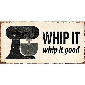 Magnet Whip it whip it good