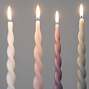 Screwed Candles