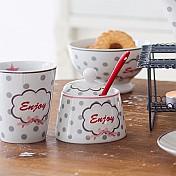 Happy Sugar Bowls