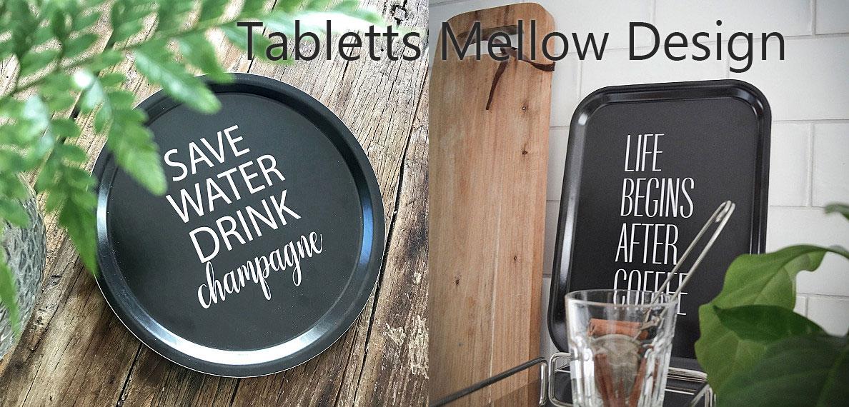 Tabletts aus Strömshaga