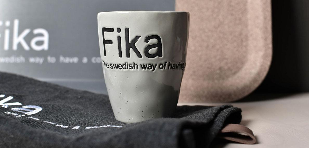 Fika - the swedish way of having a coffee