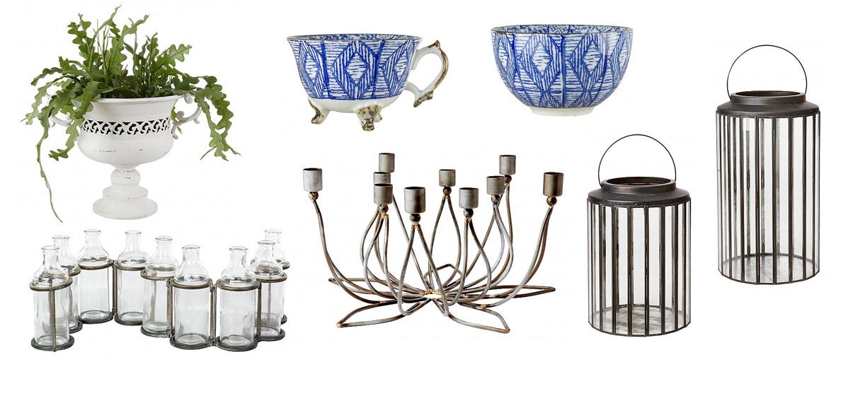 Fina varor från Affari, A Lot Decoration och Olsson & Jensen